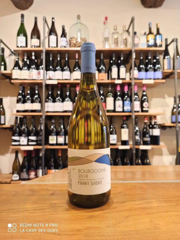 bourgogne blanc bottle white wine