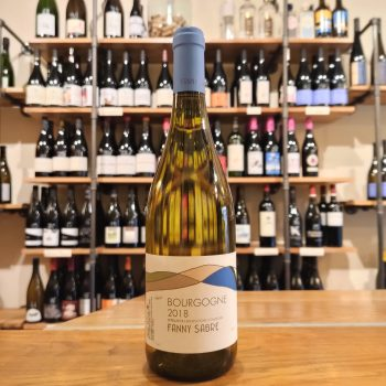 bourgogne blanc bottle white wine