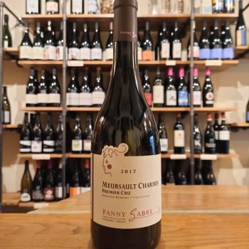 Meursault bottle white wine