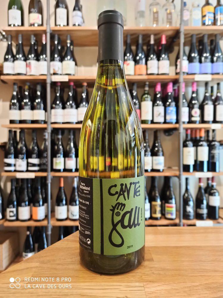 cante gau blanc bottle white wine