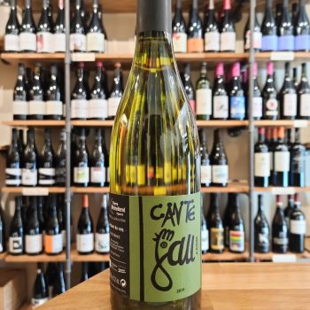 cante gau blanc bottle white wine