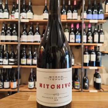 Nitchivo bottle red wine