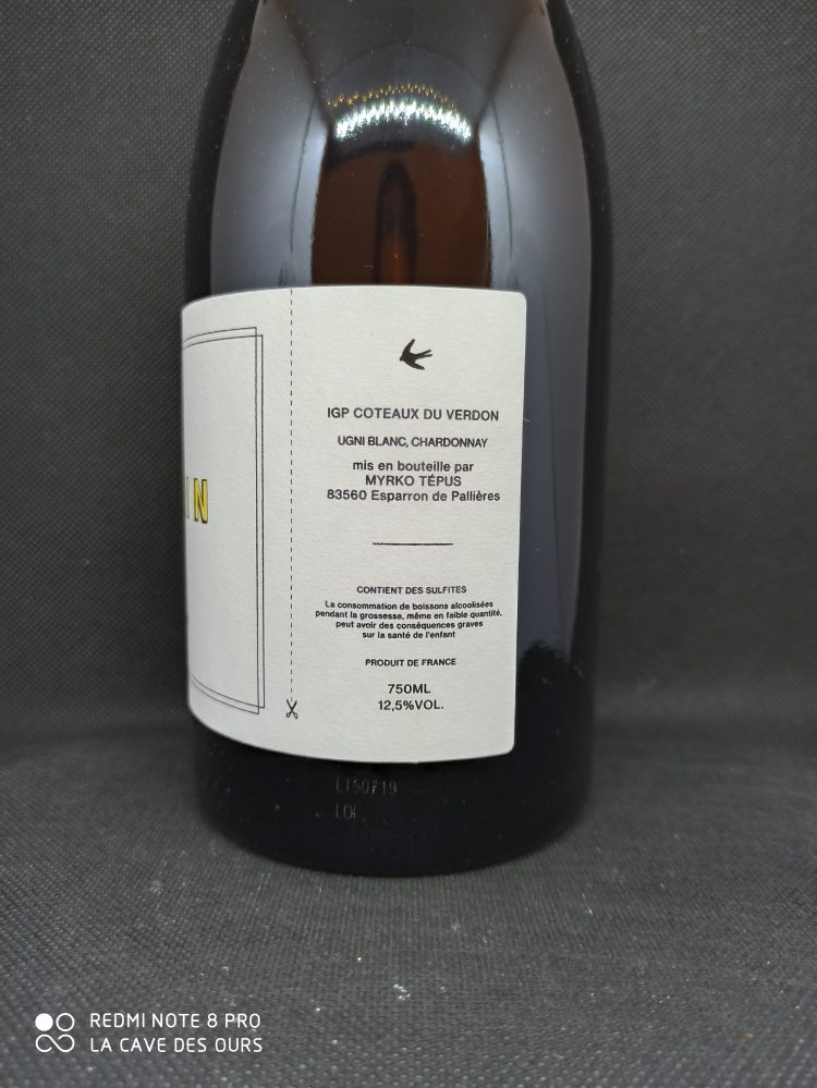 lointain side label