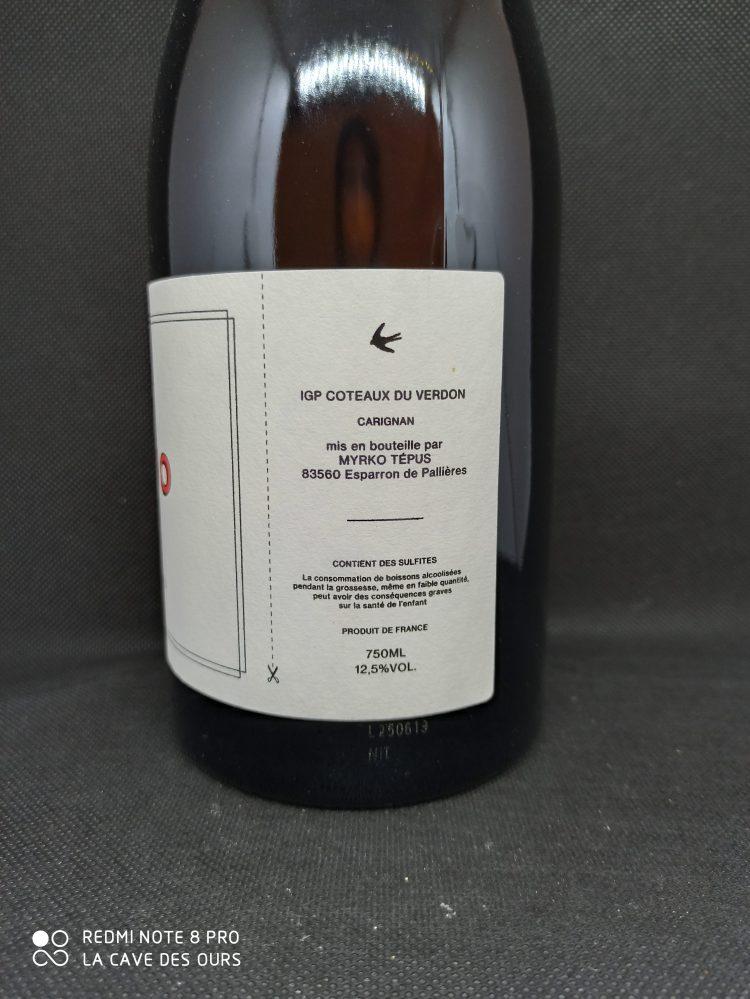 Nichivo side label