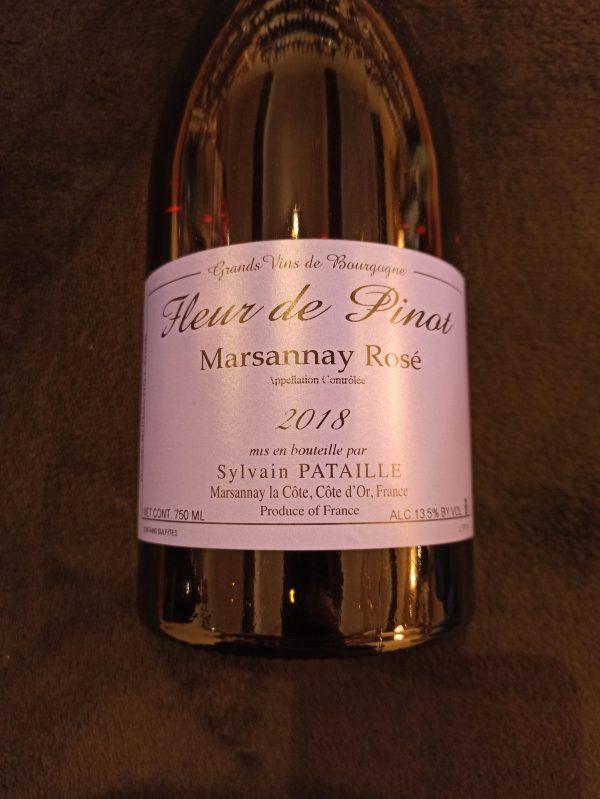 fleur d Pinot close up ticket