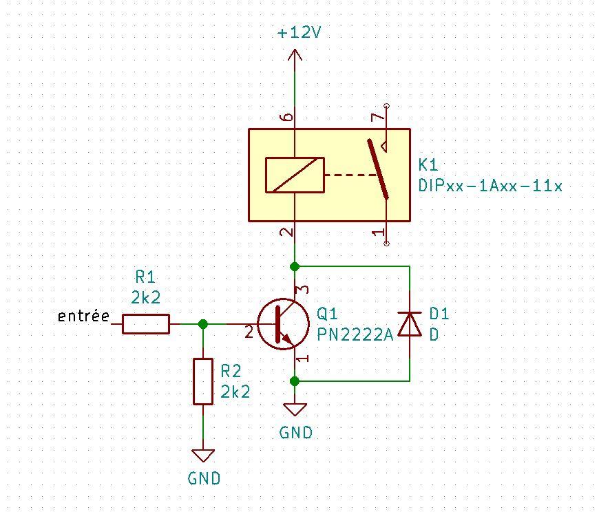 comment connecter un relais sur une sortie microcontr leur arduino. Black Bedroom Furniture Sets. Home Design Ideas