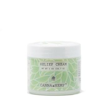 CANNA-HEMP CBD Relief Cream