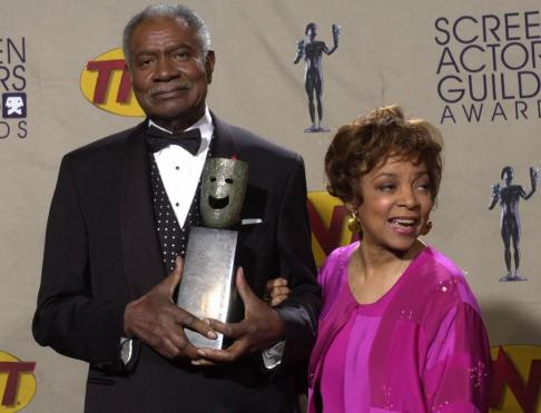Rube Dee and Ossie Davis