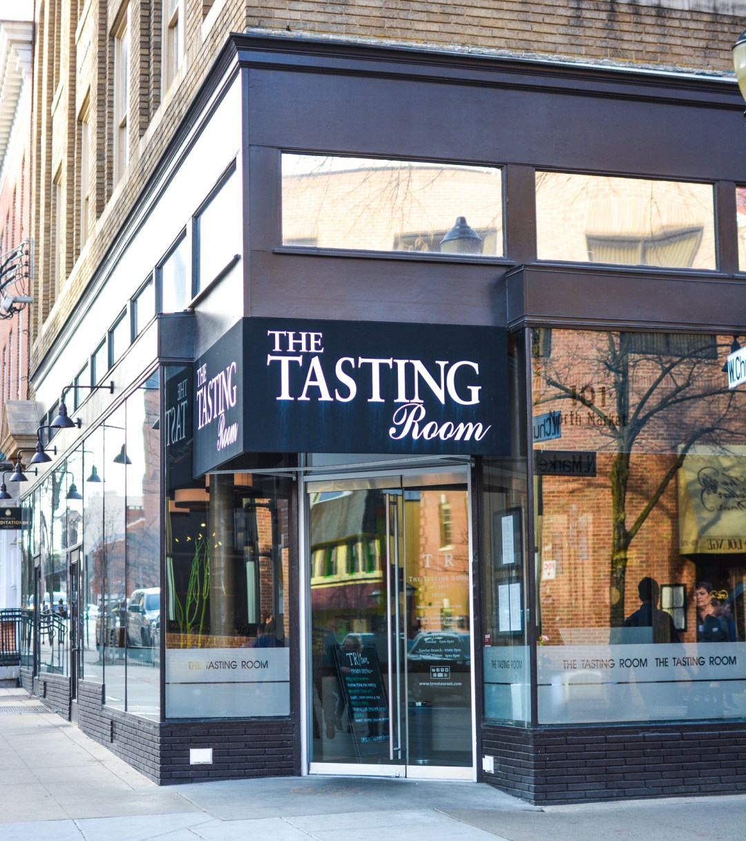 Tasting Room in Downtown Frederick Maryland