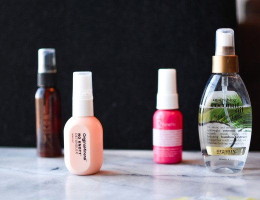 Products to Rejuvenate Winter Damaged Hair