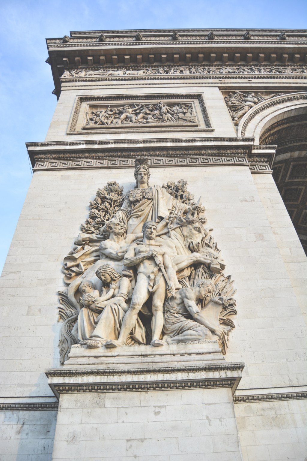 A Visit to Paris' Arc de Triomphe - Travel - @lacegraceblog1