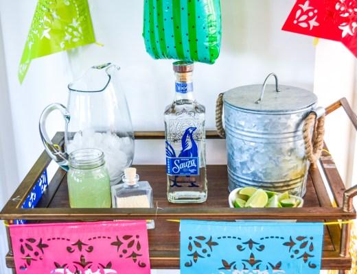 Cinco de Mayo Fiesta with Sauza® Tequila - Entertaining - @lacegraceblog1