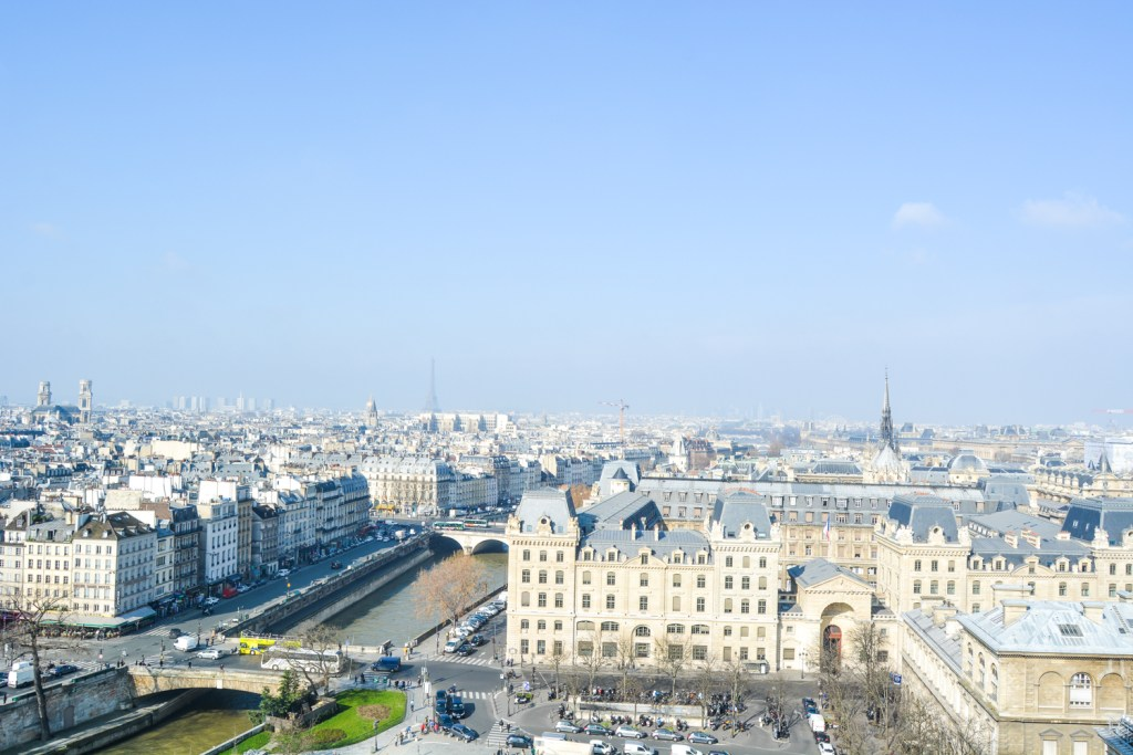 Climbing the Towers of Notre Dame - Travel - @lacegraceblog1