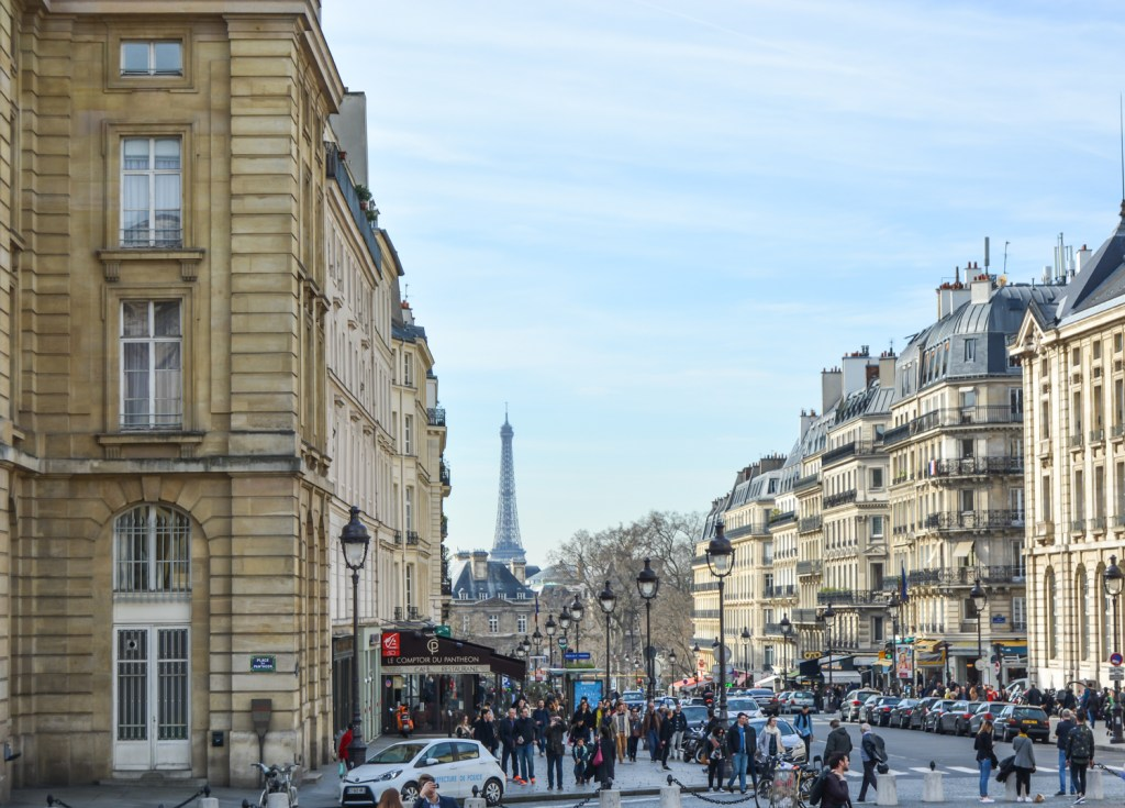 Pantheon in the Latin Quarter of Paris - Travel - @lacegraceblog1