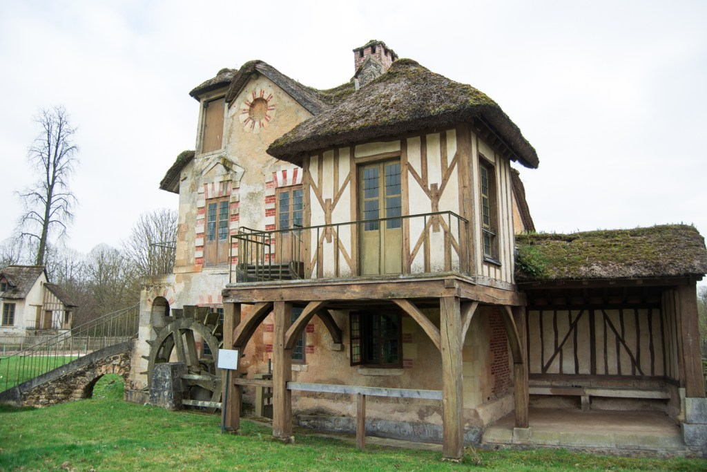 Hamlet of Marie Antoinette- France Travel @lacegraceblog1