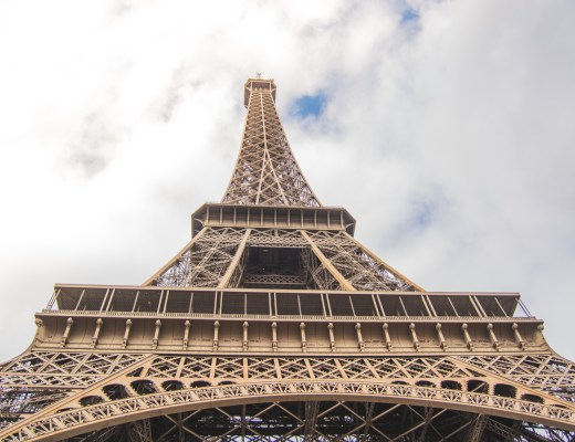 Is the Eiffel Tower Worth the Climb - Paris Travel - @lacegraceblog1