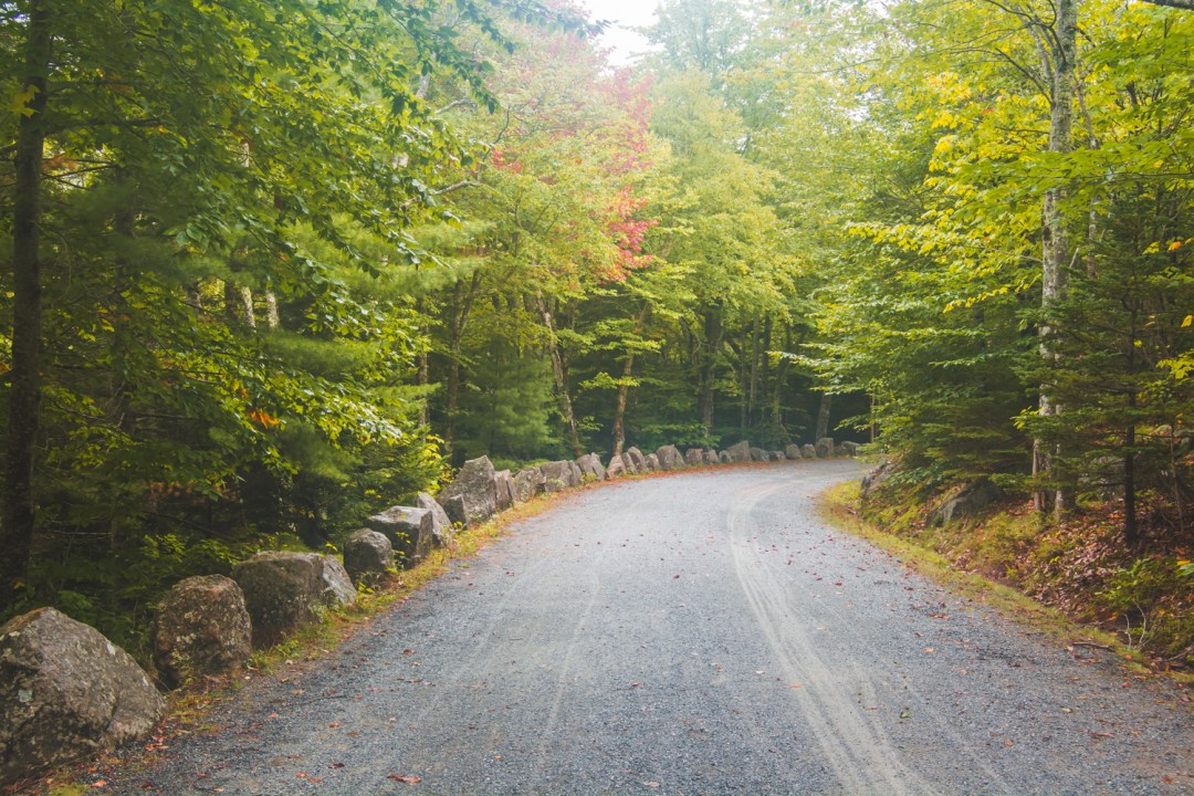 Biking the Carriage Roads in Acadia National Park - Maine Travel - @lacegraceblog1