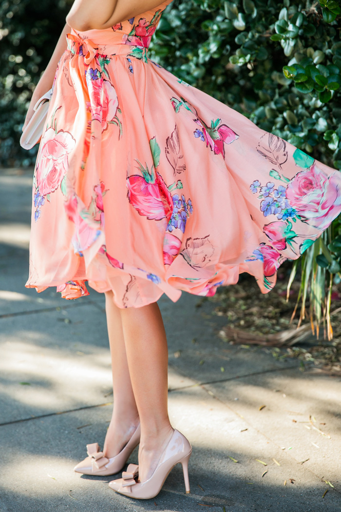 Petite Fashion Blog Lace And Locks Los Angeles Blogger Spring
