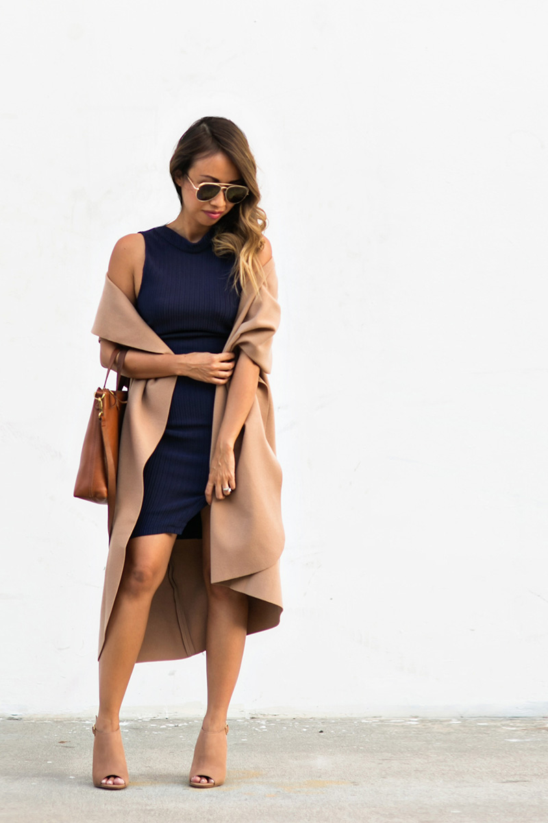 petite fashion blog, lace and locks, los angeles fashion blogger, oc fashion blogger, fall outfit, nordstrom fall fashion, sweater dress, suede booties