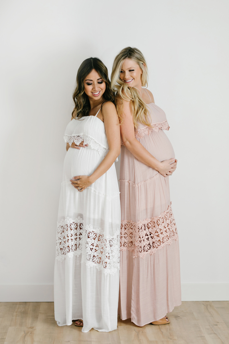 maternity fashion, bump friendly, morning lavender maternity, lace and locks, petite fashion blogger, maternity maxi dress