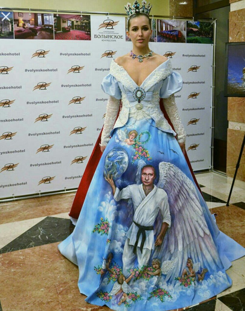 Putin Dress