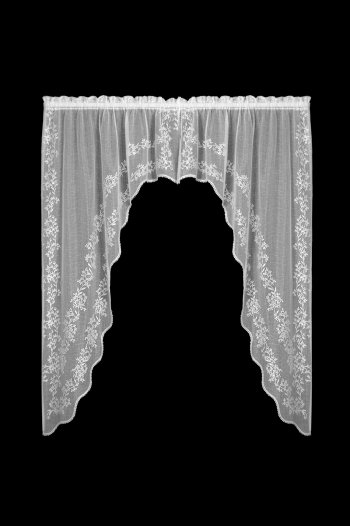 Sheer Divine 63 Sheer Divine Swag 63 4999 House Of Lace Amp Primitive Curtains Country Decor