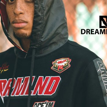 New limited edition jackets and hoodies from streetwear brand Dreamland now featured on TheDrop.com.