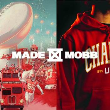 We introduce new Chiefs Championship shirts from Kansas City streetwear brand Made Mobb