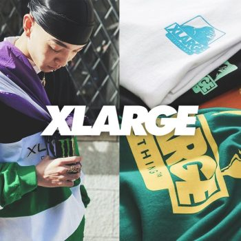 We showcase shirts jackets hoodies and more for spring 2020 from XLARGE now featured on thedrop.com.