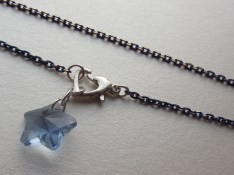 This piece transforms into a star anklet.