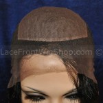 Full Lace Cap with Silk Top & Ear to Ear Stretch