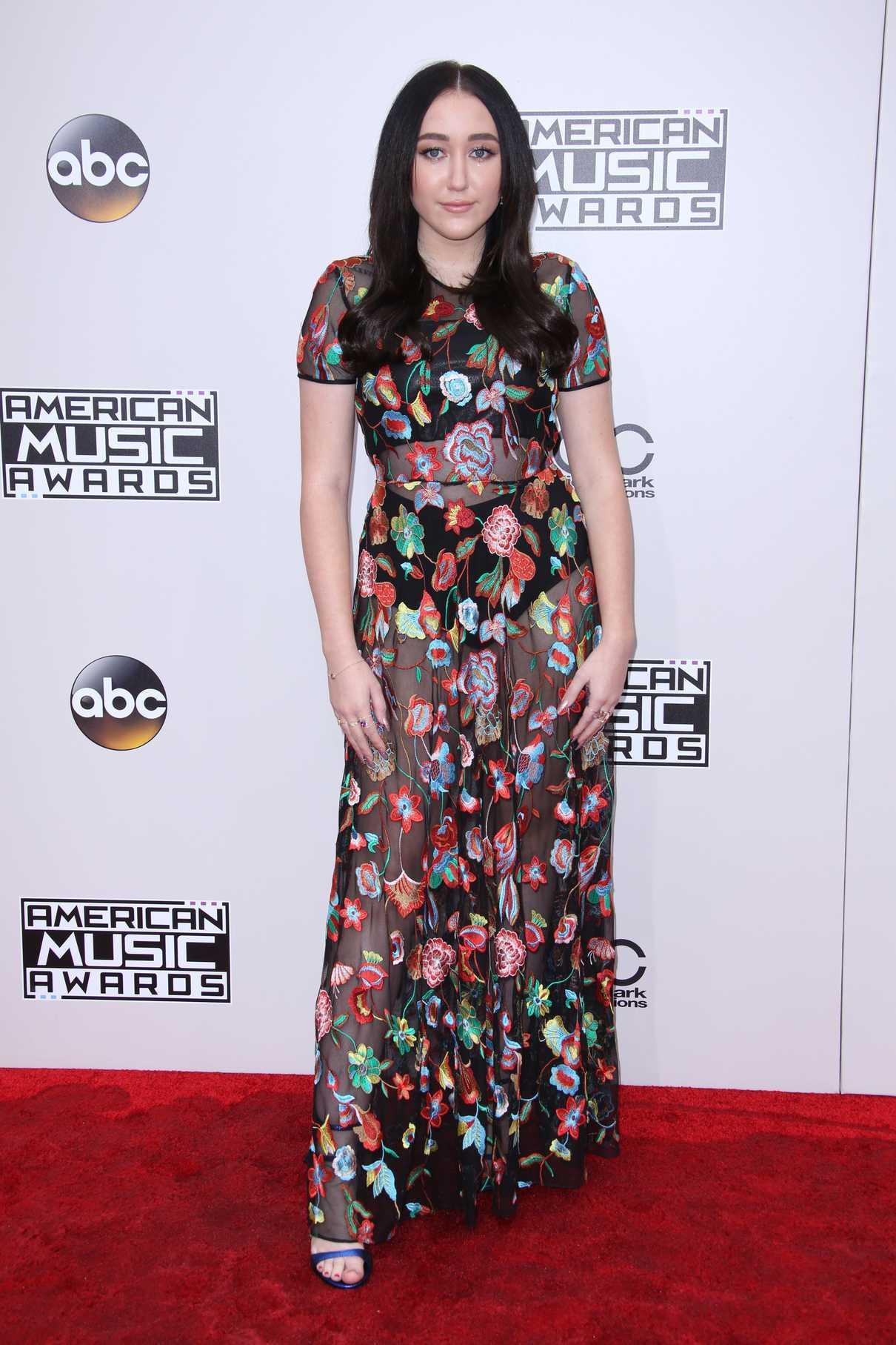 Noah Cyrus At The American Music Awards At The