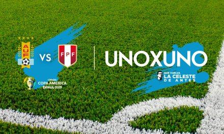 1×1 Uruguay vs Perú