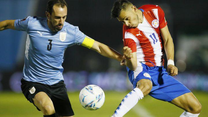 1×1 Uruguay-paraguay