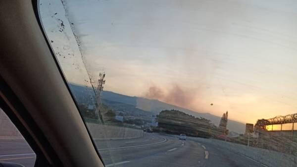 Nuevo incendio forestal se registra en Cuernavaca