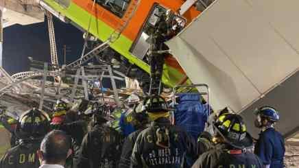 Accidente metro cdmx 12