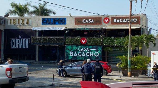 Fiscalía de Morelos presentó video relacionado al ataque del bar Casa Bacacho en Cuernavaca