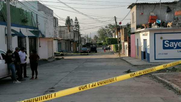Hombre fue asesinado a balazos en la colonia Otilio Montaño de Jiutepec
