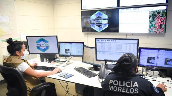 CES Morelos ofrece atención personalizada a través de SeguriChat