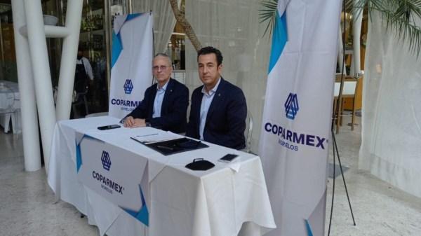 COPARMEX Morelos pide, a las autoridades y políticos un proceso electoral seguro