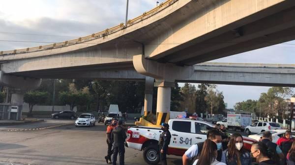 Secretaría de Obras Públicas descartó daños en Distribuidor vial de Buenavista en Cuernavaca