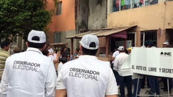 ¿Quieres ser un observador electoral? INE extiende plazo de inscripción