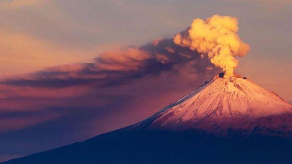 ¿Vives cerca de un volcán activo en Morelos? Te contamos los peligros a los que estás expuesto