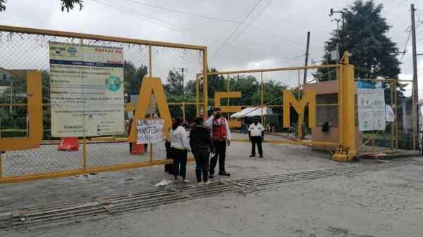 ¡Vacios! Así se encuentran los Centros de vacunación de Cuernavaca