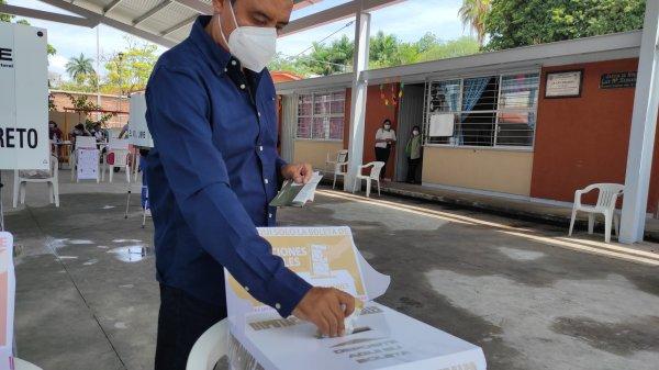 Carlos Franco Ruíz Ganador del Ayuntamiento de Tlaquiltenango - Morelos   Resultados En Candidaturas Elecciones 2021 del Municipio