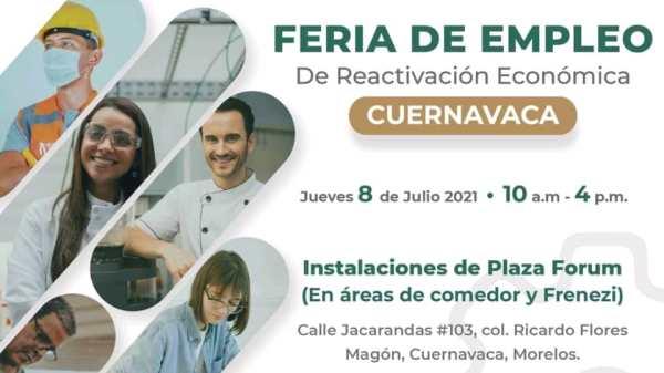 Feria de Empleo Cuernavaca