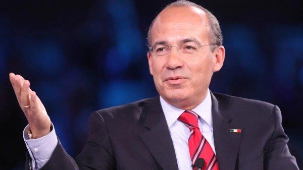 Luego de dar positivo a COVID-19, Felipe Calderón le agradece a AMLO por sus buenos deseos