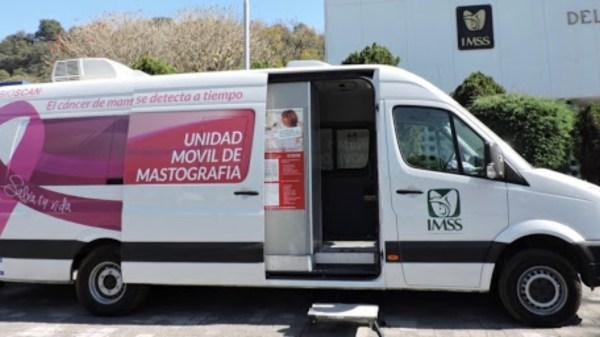 ¡Hasta el 3 de julio! La Unidad Móvil de Mastografía atenderá a mujeres con antecedentes hereditarios de cáncer de mama en Jojutla, Jiutepec y Villa de Ayala