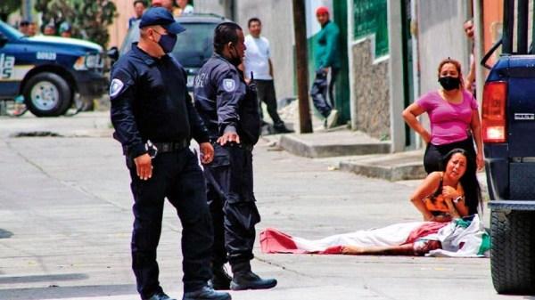 Hombre asesinado a balazos en Jiutepec