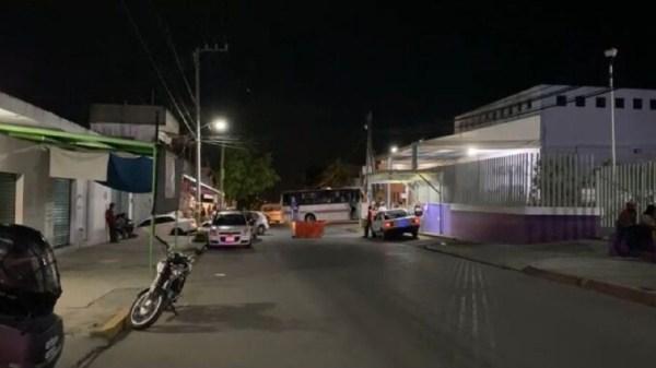 ¡Otro asesinado a tiros! Hombre es baleado en las inmediaciones del Hospital General de Temixco